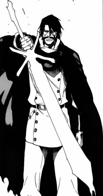 Yhwach as he appears now