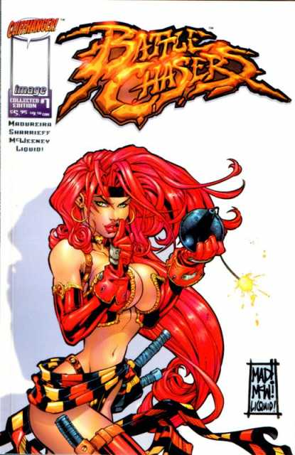 Battle Chasers Collected Edition