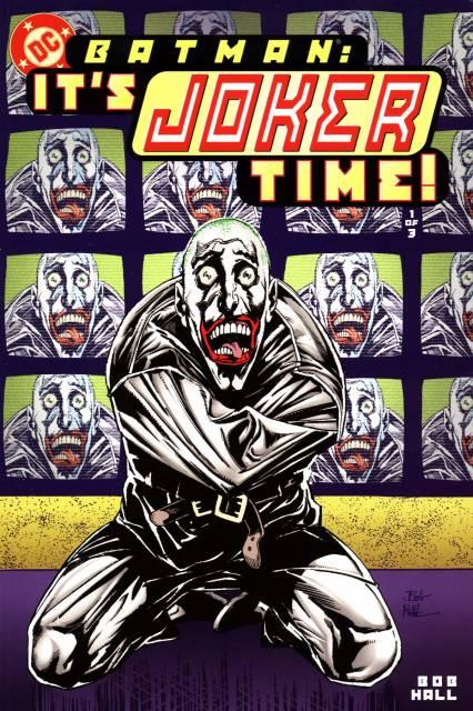 Batman: It's Joker Time