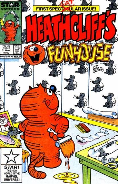 Heathcliff's Funhouse