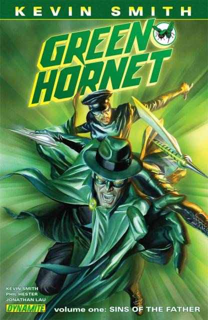 Green Hornet: Sins of the Father