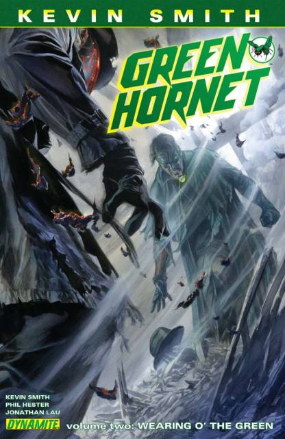 Green Hornet: Wearing O' The Green