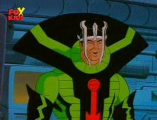 Maximus as he appeared in the FF cartoon
