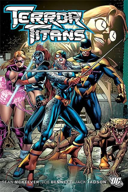 Terror Titans