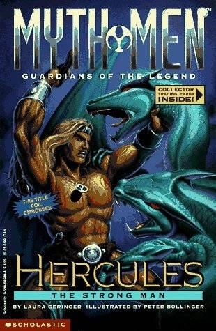 Myth Men - Guardians of the Legend