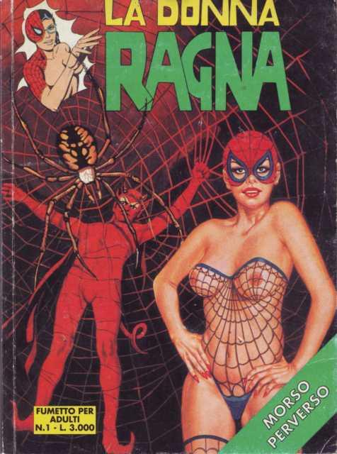 La Donna Ragna (first edition)