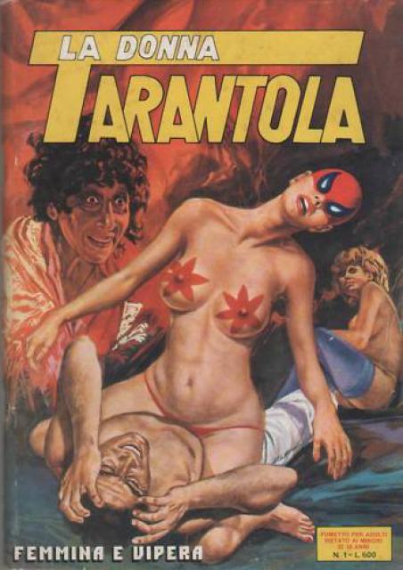 La Donna Tarantola