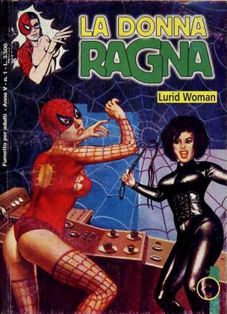 La Donna Ragna (second edition)