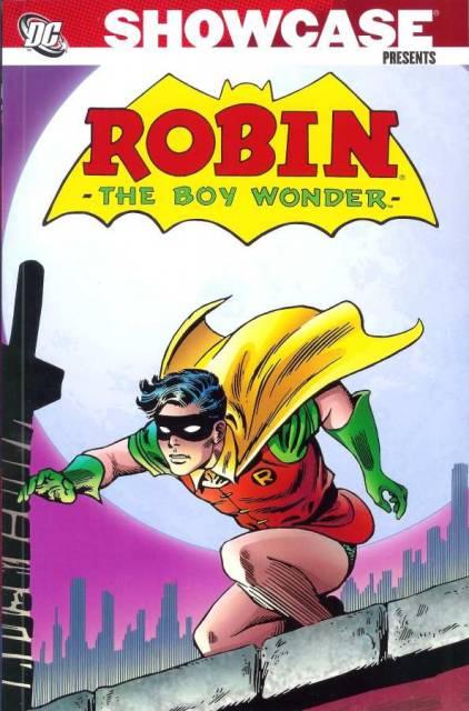 Showcase Presents: Robin, the Boy Wonder