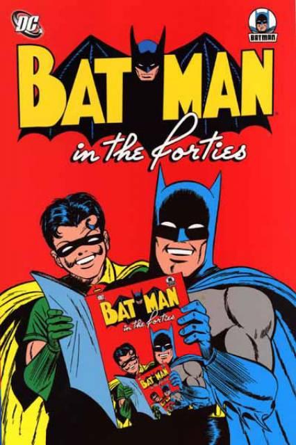 Batman in the Forties