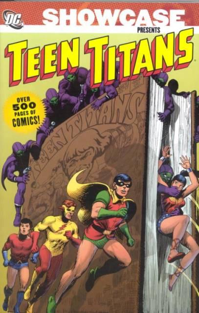Showcase Presents: Teen Titans