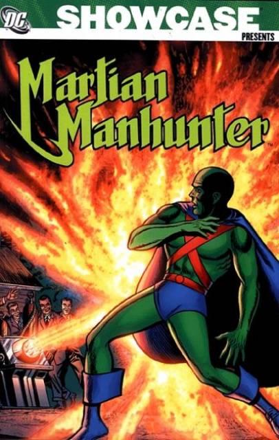 Showcase Presents: Martian Manhunter