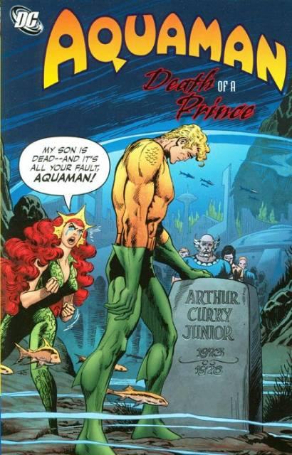 Aquaman: Death of a Prince