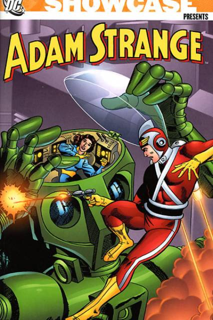 Showcase Presents: Adam Strange
