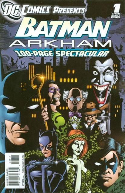 DC Comics Presents: Batman Arkham