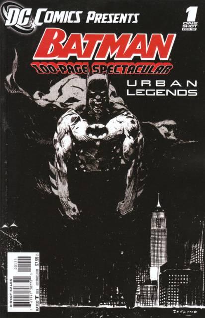 DC Comics Presents: Batman: Urban Legends