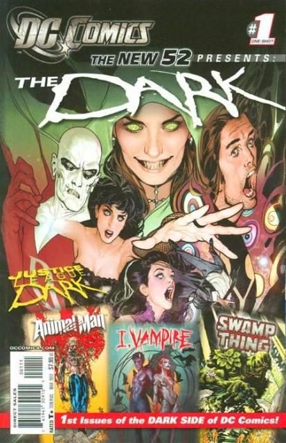 DC Comics The New 52 Presents: The Dark