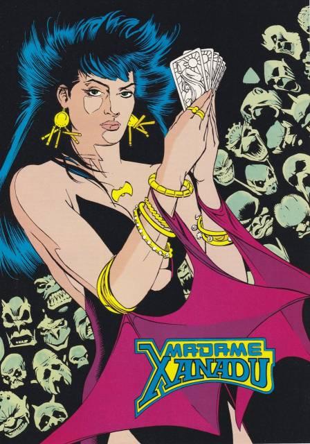 Madame Xanadu (New Earth)