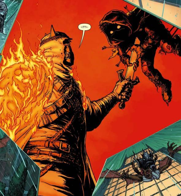 Damian kills Damian