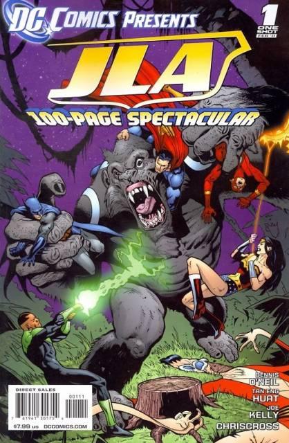 DC Comics Presents: JLA