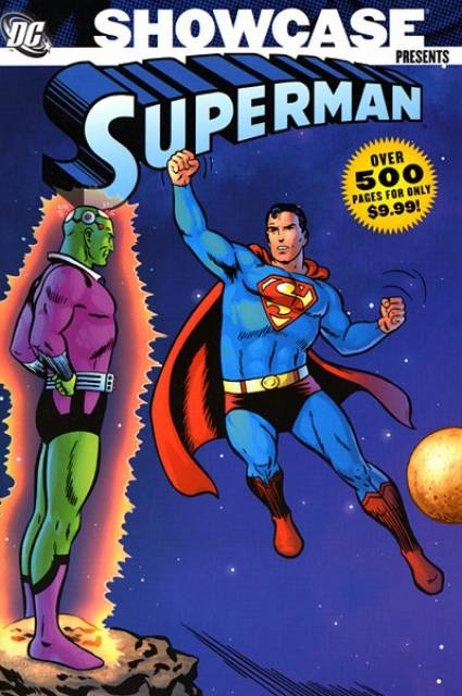 Showcase Presents: Superman