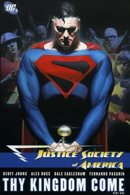 Justice Society of America: Thy Kingdom Come