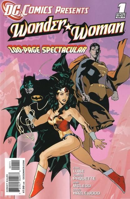 DC Comics Presents: Wonder Woman