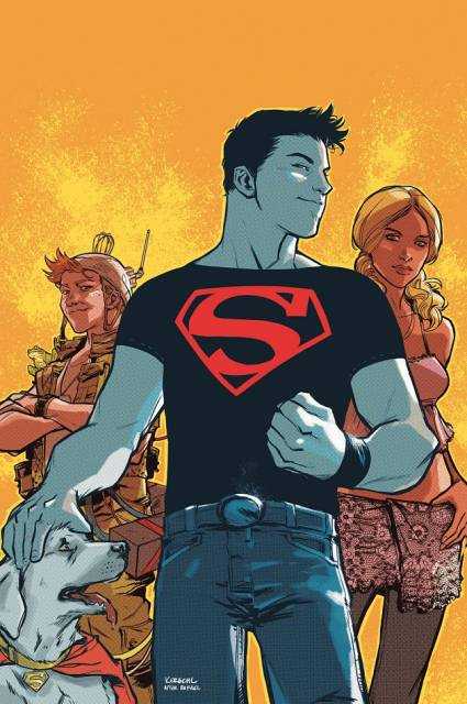 Superboy (New Earth)