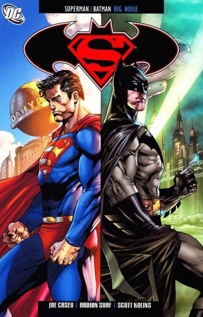 Superman/Batman: Big Noise