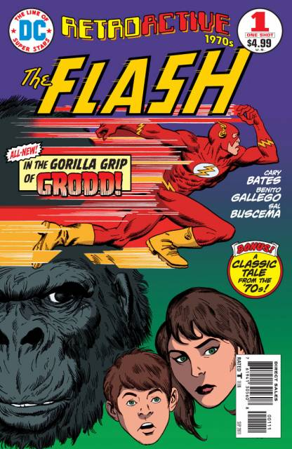 DC Retroactive: The Flash - The '70s