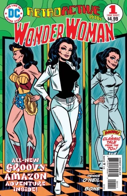 DC Retroactive: Wonder Woman - The '70s