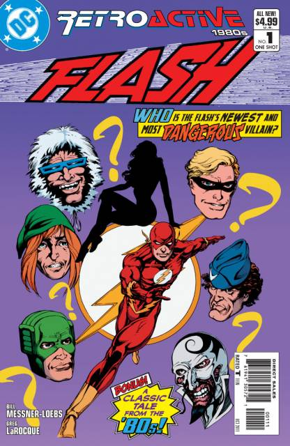 DC Retroactive: The Flash - The '80s