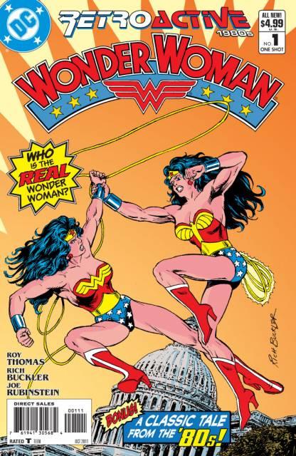 DC Retroactive: Wonder Woman - The '80s