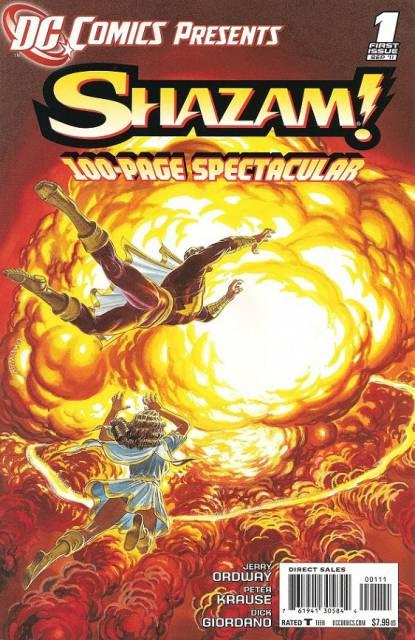 DC Comics Presents: Shazam!