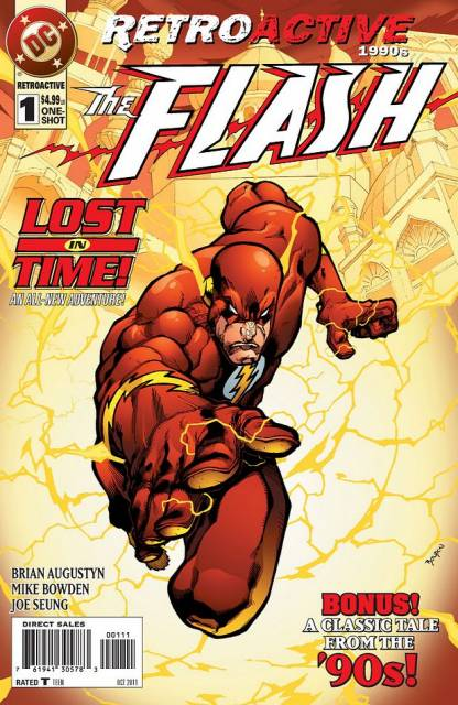 DC Retroactive: Flash - The '90s