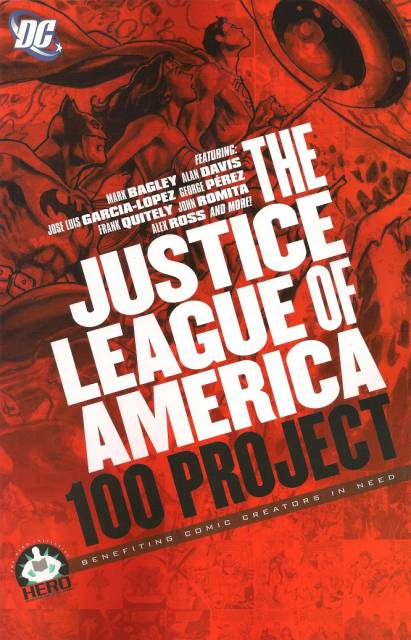 Justice League of America 100 Project