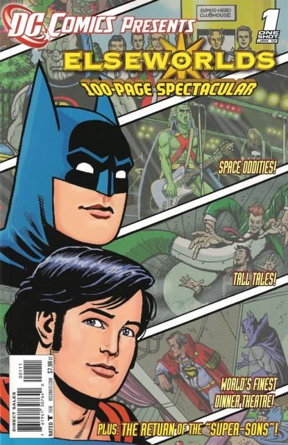 DC Comics Presents: Elseworlds