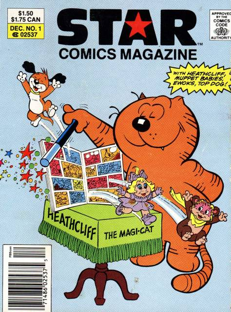 Star Comics Magazine