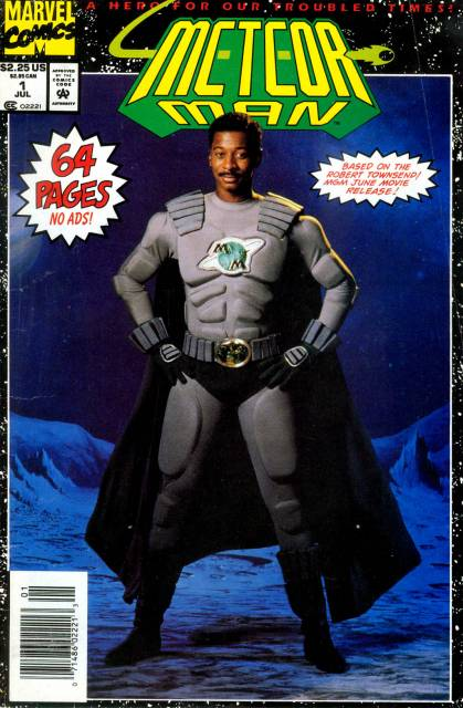 Meteor Man: The Movie