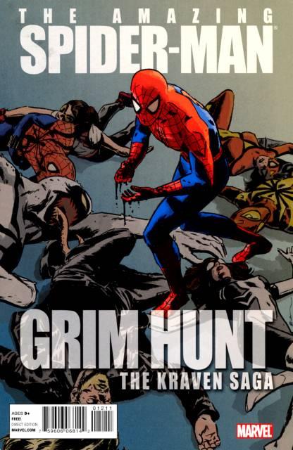 Spider-Man: Grim Hunt - The Kraven Saga