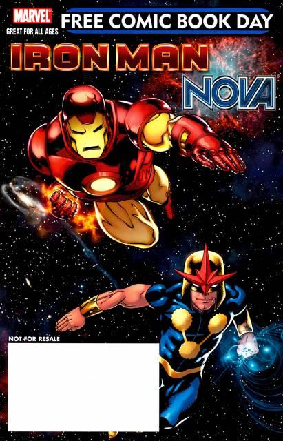 Free Comic Book Day 2010 (Iron Man: Supernova)