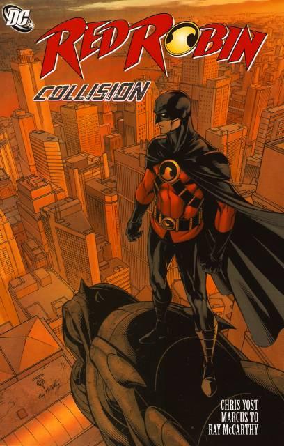 Tim back in Gotham City