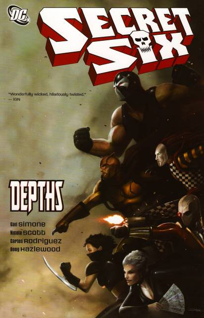 Secret Six: Depths
