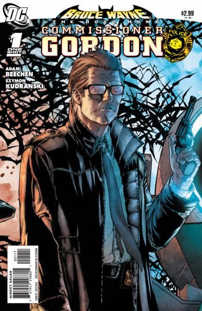 Bruce Wayne: The Road Home: Commissioner Gordon