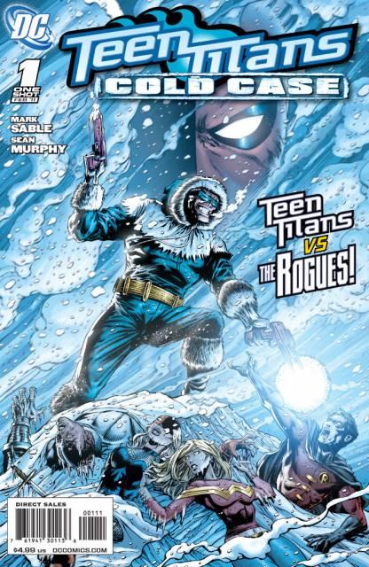 Teen Titans: Cold Case