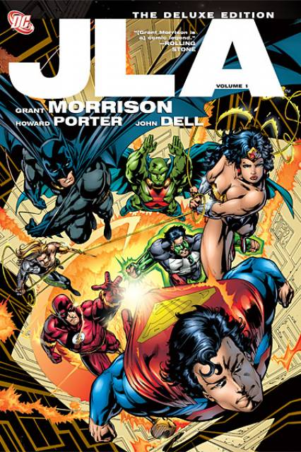 JLA: The Deluxe Edition