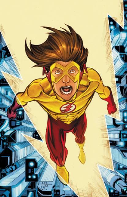 Kid Flash Lost