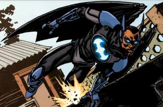 David Zavimbi - Batwing