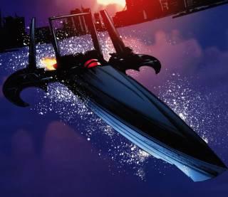 Bat-Boat