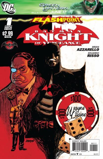 Flashpoint: Batman Knight of Vengeance